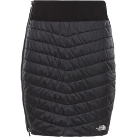 The North Face Inlux Falda aislante Mujer, tnf black/tnf black
